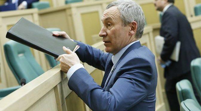 Запад готовит в России госпереворот