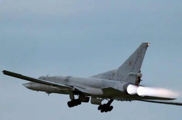Бомбардировщик Ту-22М3 разбился в Мурманской области