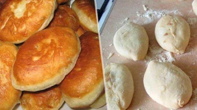 Чудесные пирожки без дрожжей рецепты