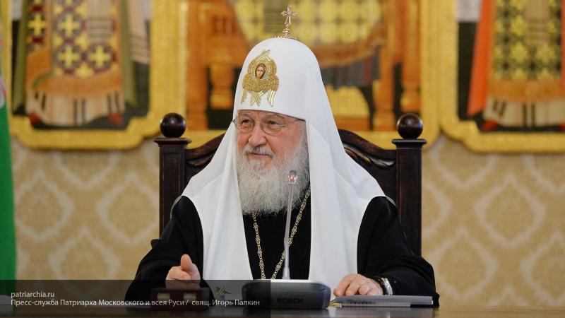 Патриарх Кирилл рассказал о том, как нужно бороться со злом