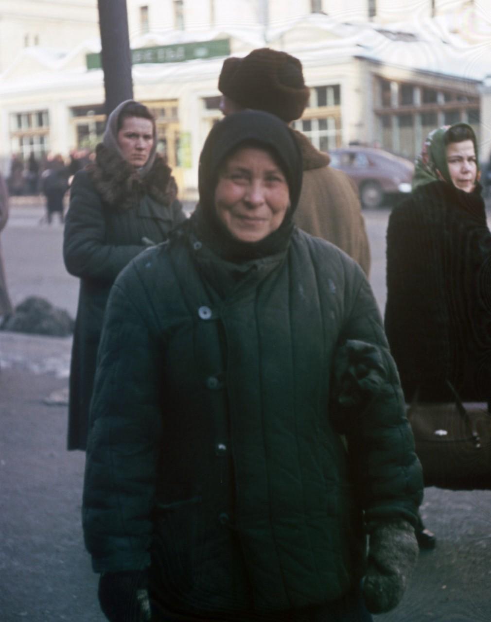 Потерянный архив. Цветные фотографии послевоенного СССР