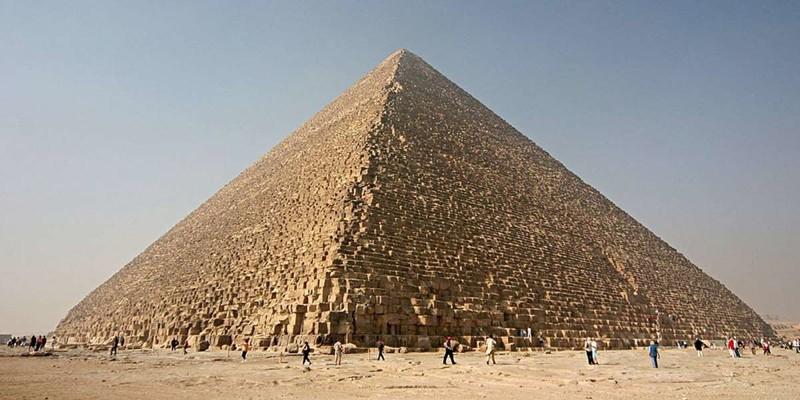 Археологи раскрыли секрет доставки огромных каменных блоков для пирамиды Хеопса