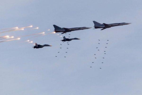 Российские ВКС готовы атаков…