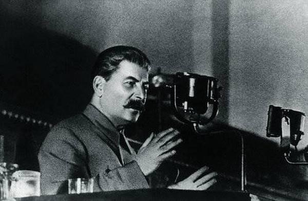 Сталин как создатель новой реальности история