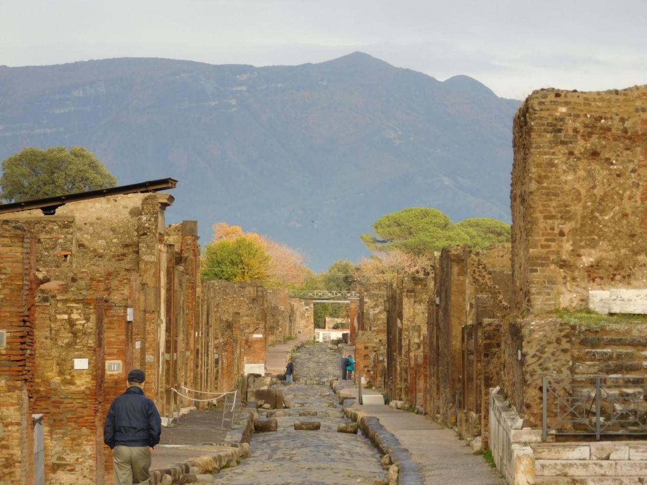 Средиземноморский круиз. Часть 4. Неаполь – Помпеи