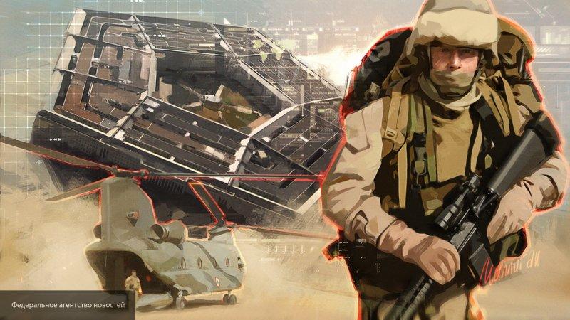 """Пентагон обнародовал видео и фото инсценировки """"операции по ликвидации аль-Багдади"""" в Сирии"""