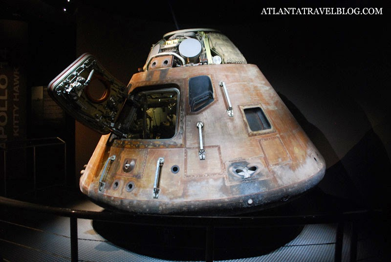 Новая загадка : если  американцы всё-таки слетали на Луну,  то  как они  вернулись?