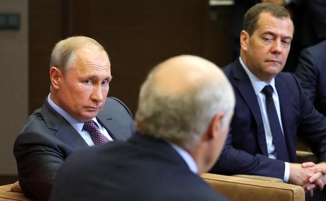 Путин-Лукашенко, трудный разговор под Новый год: Москва пошла на принцип