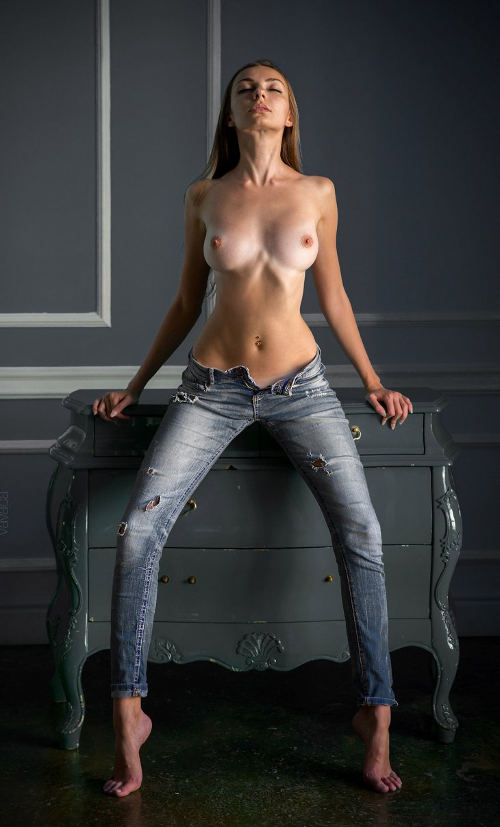 Великолепная российская модель из Самары фотография