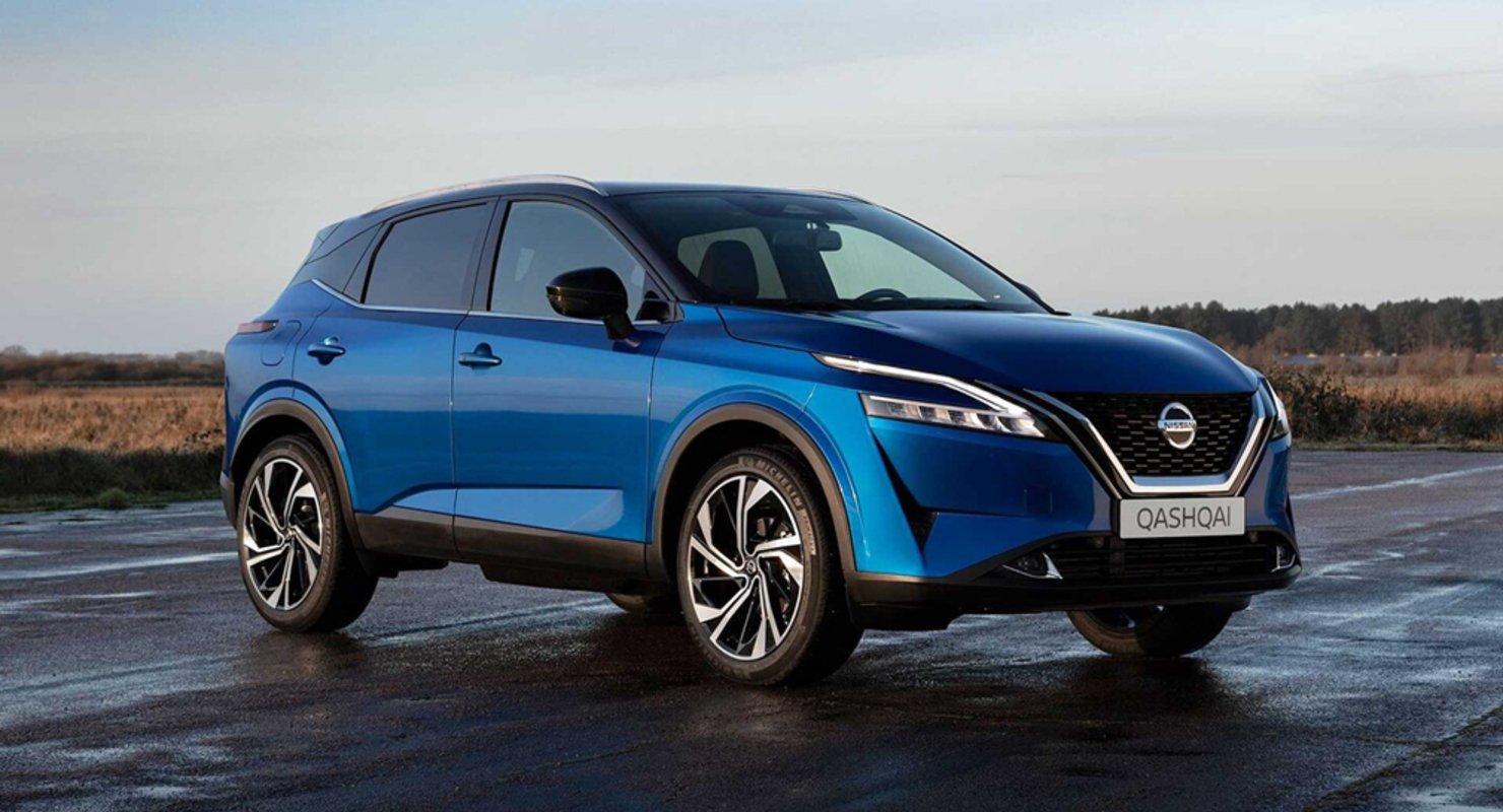 Nissan займется переработкой алюминия для нового Qashqai Автомобили