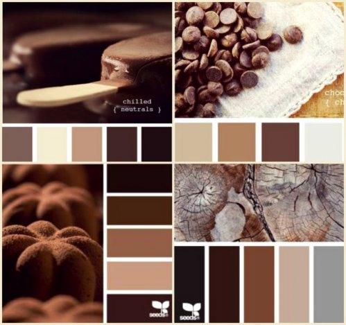"""alt=""""Сочетание коричневого цвета в одежде"""""""