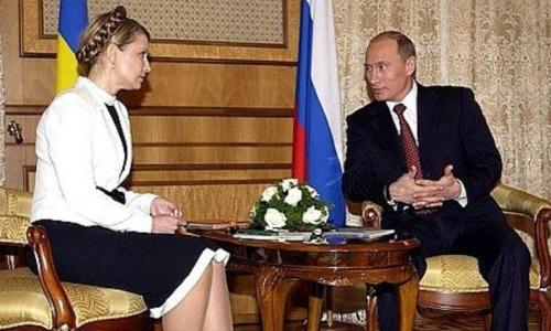 Тимошенко позвала Путина за …