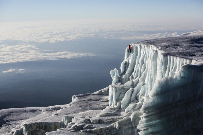 Тающие льды Килиманджаро Африка,Килиманджаро,экология