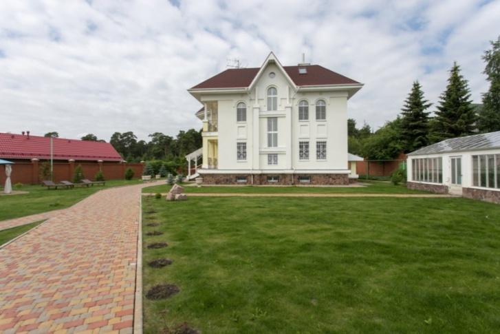 Элитная недвижимость в омске с фото ней