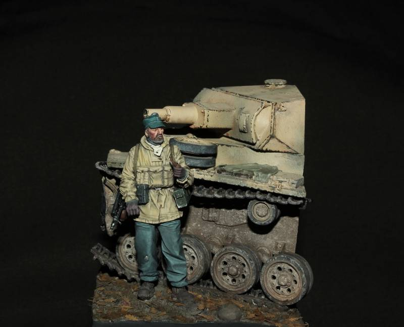 Военно-историческая миниатюра. Эволюция солдатиков история