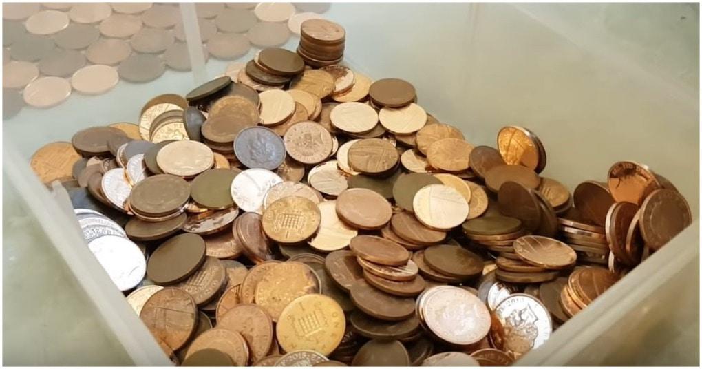 Так монеты вы наверняка еще не использовали: результат, достойный именитых дизайнеров