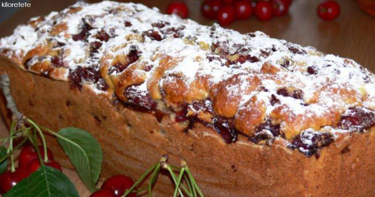 Вишневый пирог: рецепт, из-за которого ÑоÑедÑкие дети теперь вÑегда у наÑ