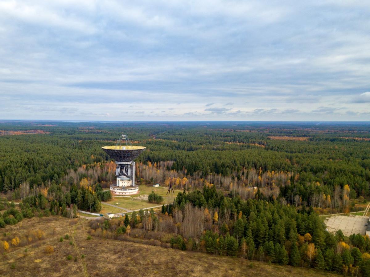Калязинская радиоастрономическая обсерватория: история в деталях