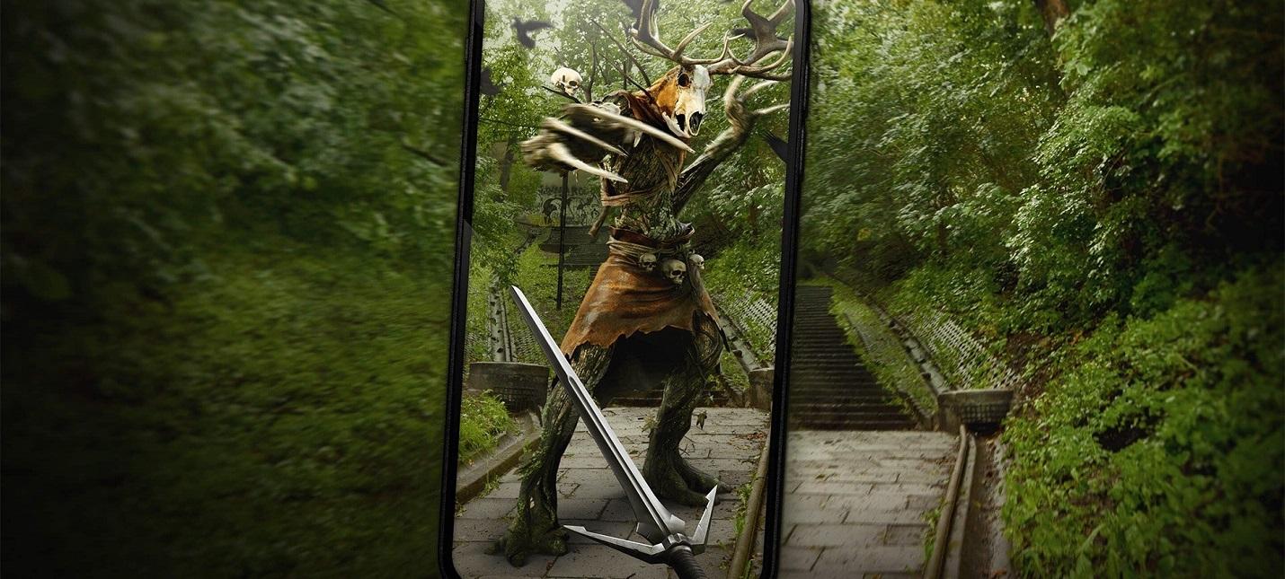 Выпущен лайв-экшен трейлер The Witcher: Monster Slayer action,adventures,fantasy,Аркады,Игры,Приключения,Фентези
