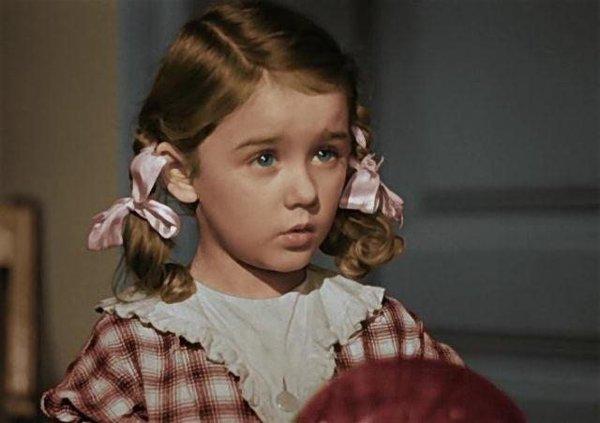 Вероника Лебедева: как сложилась судьба юной актрисы из фильма