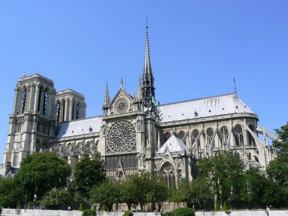 Собор Амьенской Богоматери: эталон готического стиля (Франция)