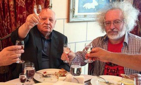 Венедиктов посетовал на состояние здоровья Михаила Горбачева: Перешел с водки на пиво