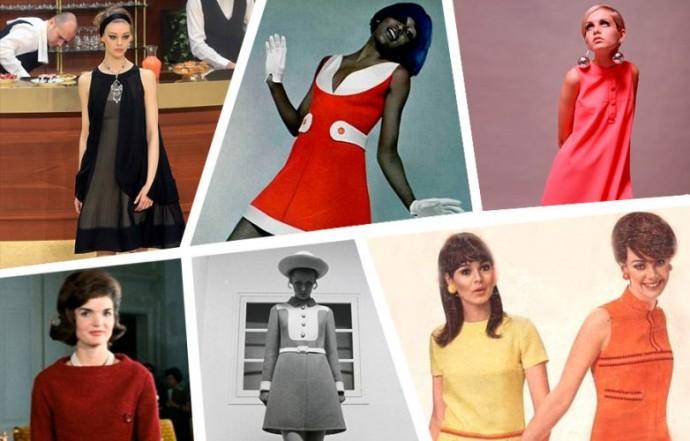 Неувядающий тренд: платья А-силуэта