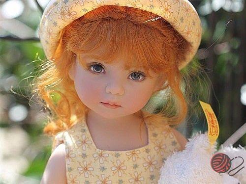 Вот это куклы! Такие реалист…