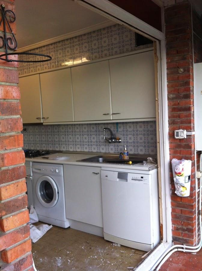 Семья решила сделать ремонт на кухне самостоятельно и не прогадала