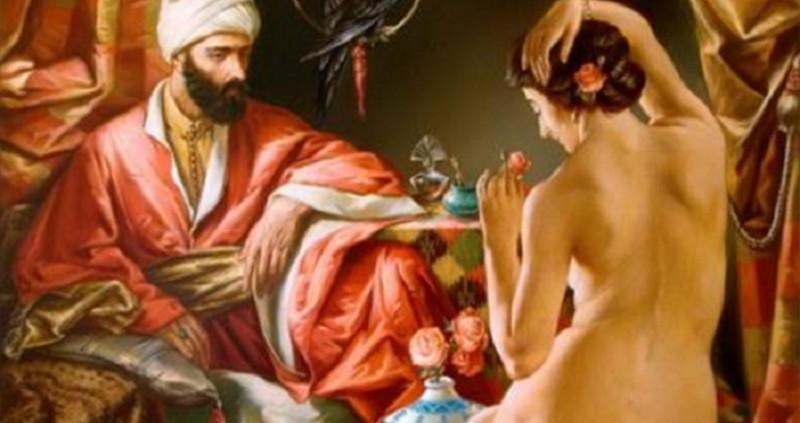 Секреты султанского гарема: …