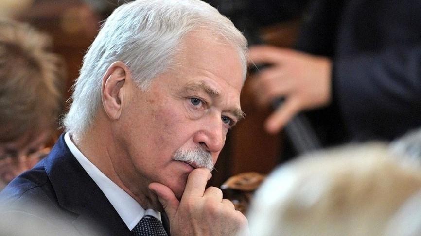 Грызлов раскритиковал позицию Украины по урегулированию конфликта в Донбассе Политика
