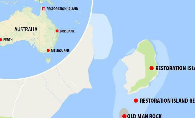 Миллионер приплыл на необитаемый остров и остался там жить на 20 лет миллионер,необитаемый остров,Природа,Пространство,Путешествия,туризм