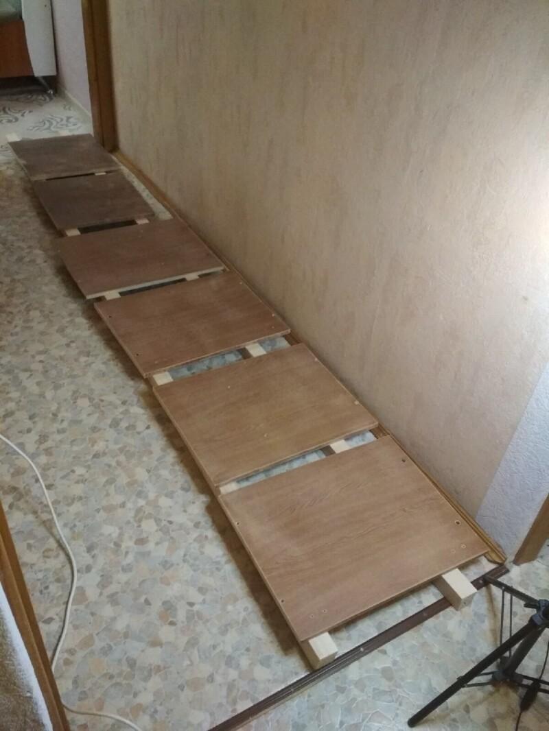 Было/стало: Из старой стенки сделали современную тумбу для гостиной для дома и дачи,интерьер,мастер-класс,мебель,сделай сам