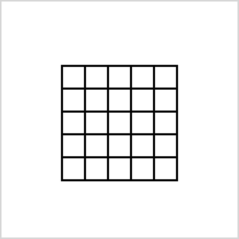 Головоломка «Сколько накартинке прямоугольников?» Спорим, вынесможете сосчитать все!