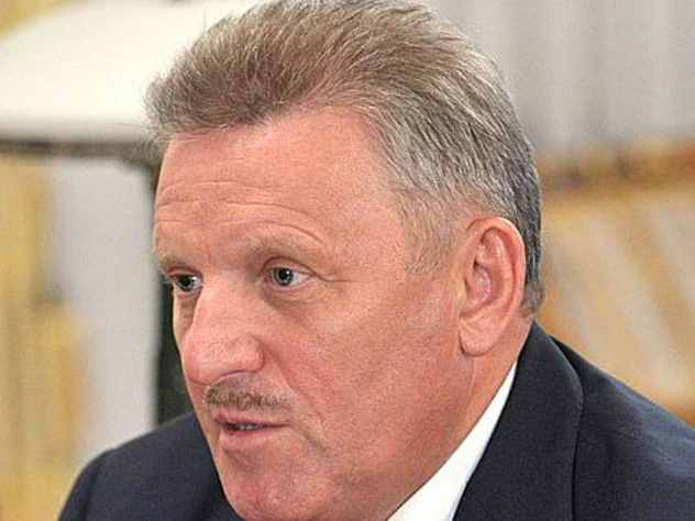 Губернатор Хабаровского края…