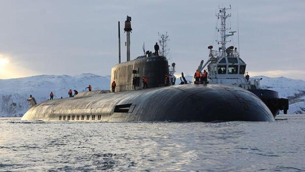 И без того мощный подводный атомный флот России стал ещё мощнее (фото defence.ru)