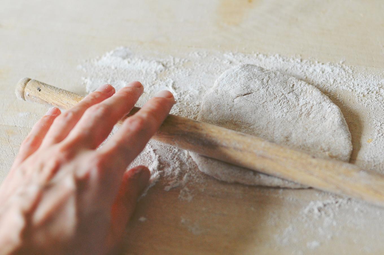 Рецепт индийских лепешек чапати выпечка,индийская кухня,кухни мира