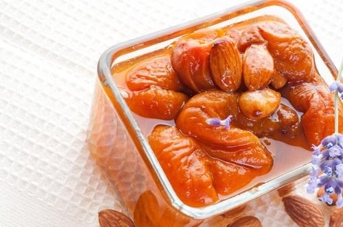Варенье из абрикосов с миндалем: рецепт на зиму варенье,вкусные новости,десерты,заготовки,консервируем,кулинария