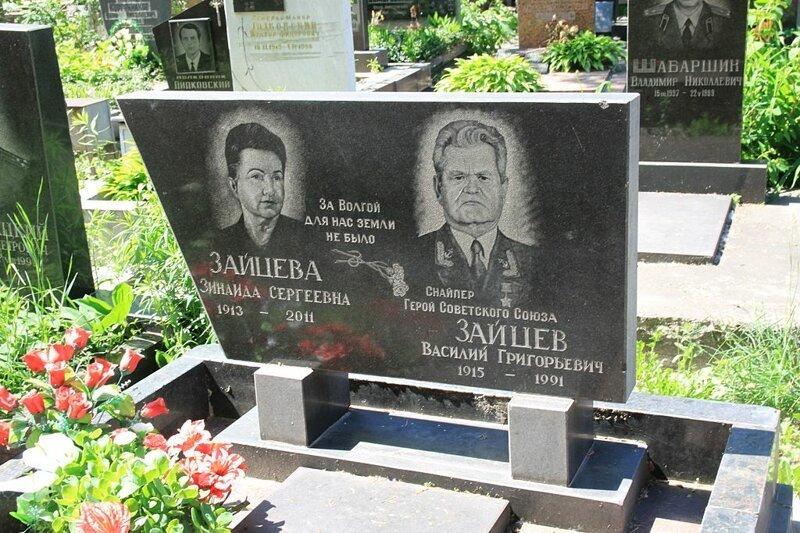 Снайпер Василий Зайцев: как флотский писарь стал героем Сталинграда Василий Григорьевич Зайцев, день в истории, чтобы помнили