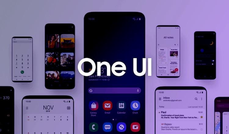 Samsung близка к презентации нового пользовательского интерфейса One UI 3.0 для Android