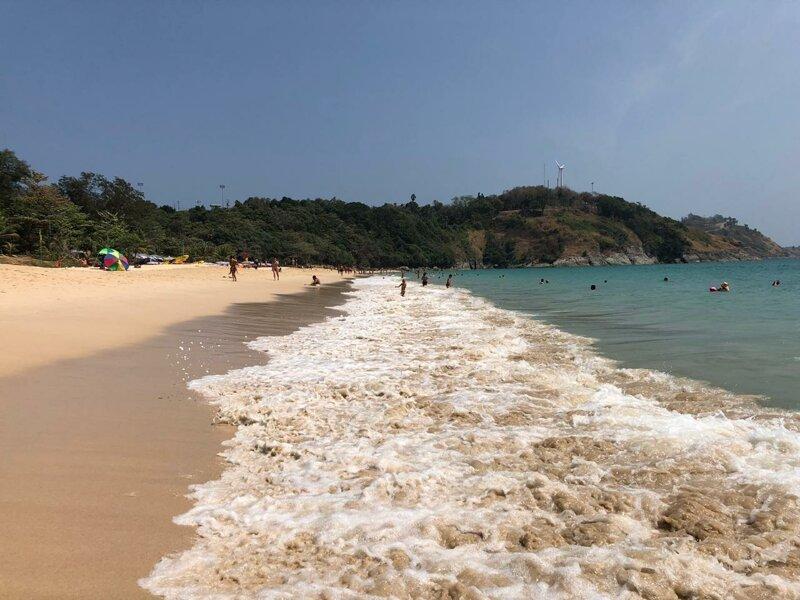 Най Харн азия, море, отдых, путешествие, пхукет, тайланд, экзотика