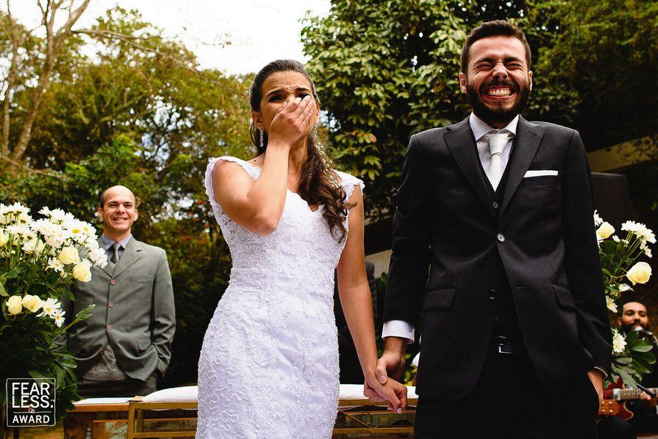 33 лучших свадебных фото в истории этого искусства