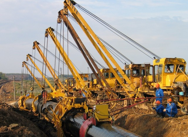 "Вложения ""Газпрома"" в три гл…"