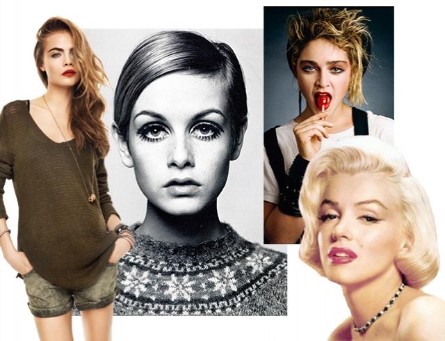Мода на брови: как менялось …