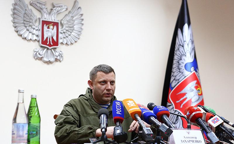 Донецк готовит Порошенко расстрел