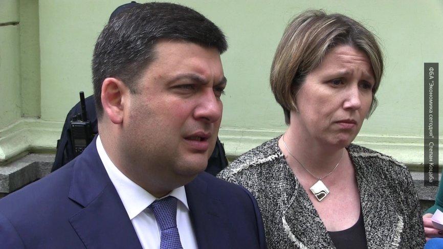Гройсман назвал долг «Газпрома» перед Киевом