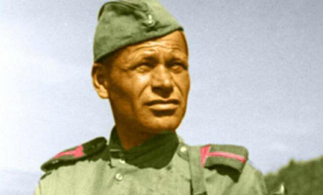 Солдат СССР вышел один на танковую колонну: немцы почитали его как героя