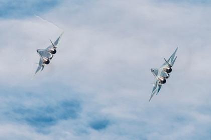 В России объяснили переброску Су-57 в Сирию