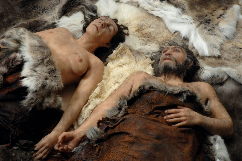Секс-тур по каменному веку: кто с кем спал археология,архитектура,африка,древний мир,любовь,секс,семейная драма