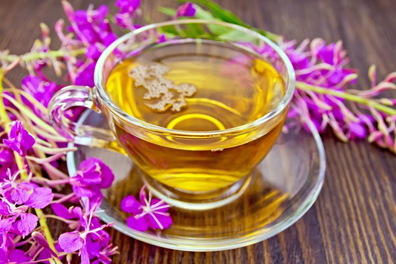 Это божий дар! Все желающие похудеть обязаны выпивать по 2 чашки иван-чая ежедневно